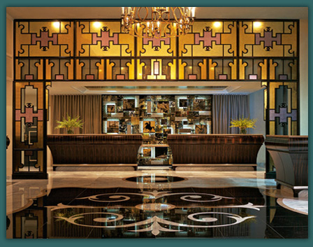 loews new orleans hotel project by strategic hospitality. Black Bedroom Furniture Sets. Home Design Ideas